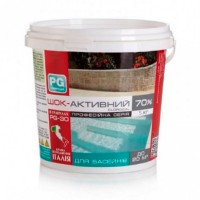 Хлор шокового действия PG-30.5 (70%) 5кг (гранулы)