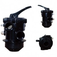 """Верхний шестипозиционный клапан – 1,5"""" (Tagelus, Azur)"""