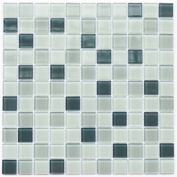 Мозаика Котто GM 4042 C3 steel d/steel m/steel w 30x30