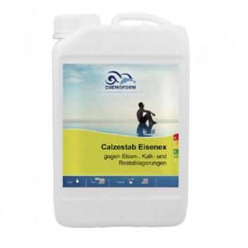 Средство против мутной воды Chemoform Calzestab-Eisenex 30 л (жидкий)