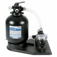 Фильтрационный комплект Pentair Azur Kit 475 с насосом SW-15M, 0,55 кВт - 9,0 м³/ч