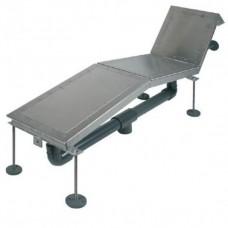 Аэромассажный лежак FitStar для 1 человека, 1,1 кВт (Пленка) фото