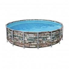 Каркасный бассейн Bestway Loft 56883 (610х132) с картриджным фильтром