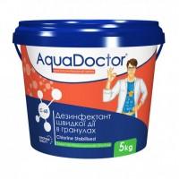 Хлор шокового действия Aquadoctor C-60 5 кг (гранулы)