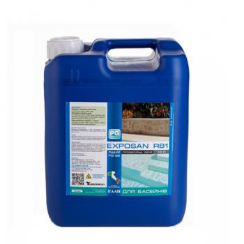 Чистящее средство Barchemicals Exposan RB1 10 л (жидкий)