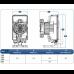 Дозирующий насос Seko Tekna EVO AKL 603 (мембранный, 5 л/час)  фото 2