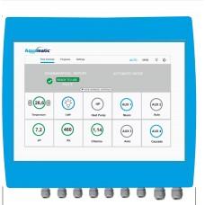 Автоматизированная дезинфекция и очистка воды Aquamatic Smart до 400 м3 (модуль управления) фото