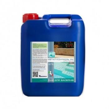 Чистящее средство Barchemicals Metall control RX 10 л (жидкий)