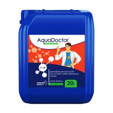 Гипохлорит натрия AquaDoctor C-15L 20 л  (жидкий) фото