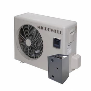 Тепловой насос Microwell HP1400 Split Omega, 40 m3
