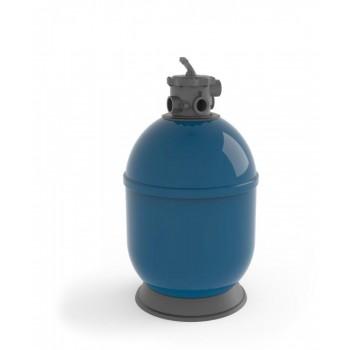 Фильтровальная емкость Pacific, 620 мм, с верхним 6-позиционным клапаном