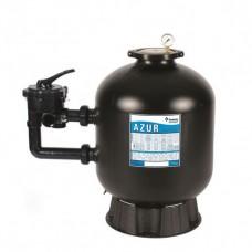 Песочный фильтр Pentair AZUR 475 мм, 9 м3/ч 6-ходовой боковой клапан, 80 кг песка