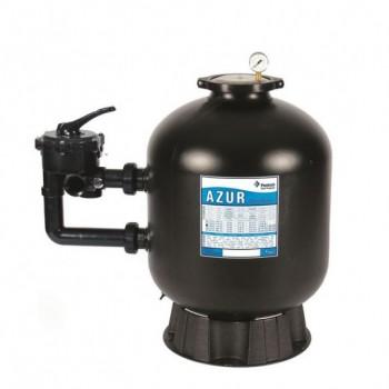 Песочный фильтр Pentair AZUR 660 мм, 16,5 м3/ч 6-ходовой боковой клапан, 255 кг песка