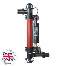 Ультрафиолетовая установка Elecro Quantum Q-65-EU (1*55W, 14m3/h, 65m3) фото