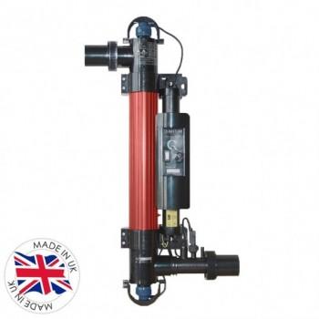 Ультрафиолетовая установка Elecro Quantum Q-65-EU (1*55W, 14m3/h, 65m3)