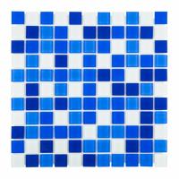 Мозаика стеклянная Aquaviva Cristall Bagama Dark