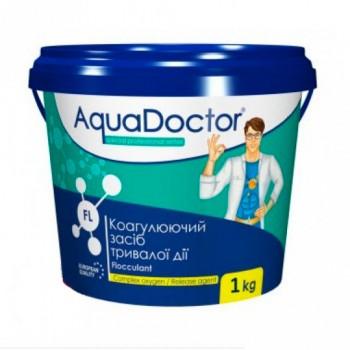 Средство против мутной воды AquaDoctor FL 1кг (гранулы)