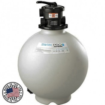 Песочный фильтр Hayward VL210T (10.2m3/h, 520mm, 65kg, верх)