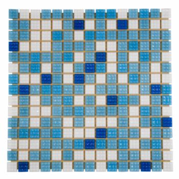 Мозаика стеклянная Aquaviva Bahama Light №1