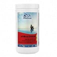 Регулятор pH Chemoform pH-Regulator Minus 1 кг (гранулы)