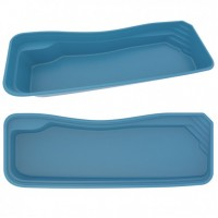БАССЕЙН COMPASS POOLS RIVERINA 106 - 10,60 X 3,79 X 1,05-1,91 м