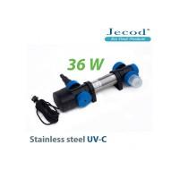 УФ стерилизатор для пруда STU-36 в корпусе с нержавеющей стали