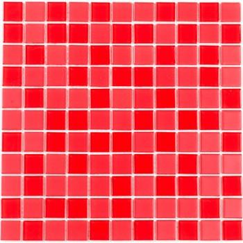 Мозаика Котто GM 4056 C2 Red mat/Red 30x30