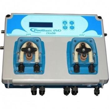 Измерительно-дозирующая станция Seko Pool basic Evo pH/Ox-1.5 л/ч (с перистальтическими насосами)