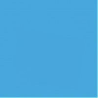 "Пленка ПВХ Elbeblue Adriatic blue (604""синий""), ширина 1,65 м, 2 м"