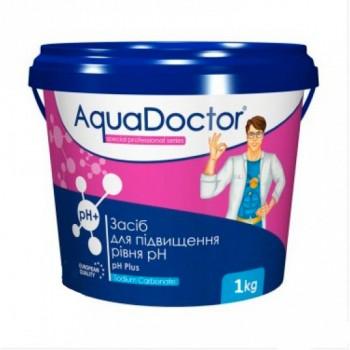 Регулятор pH AquaDoctor pH Plus 1кг (гранулы)