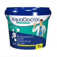 Средство против мутной воды Aquadoctor FL 5кг (гранулы)